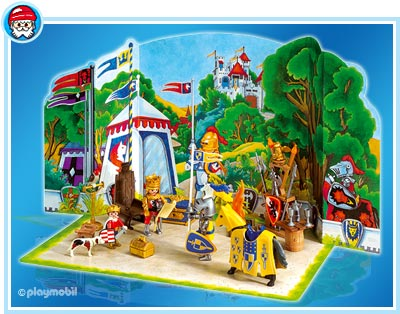 Playmobil: Gaining the Kid's Attention